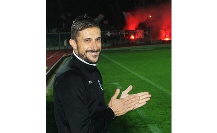Calcio serie C, il tecnico Alessio Dionisi nel post partita di Imolese-Ternana. IL VIDEO