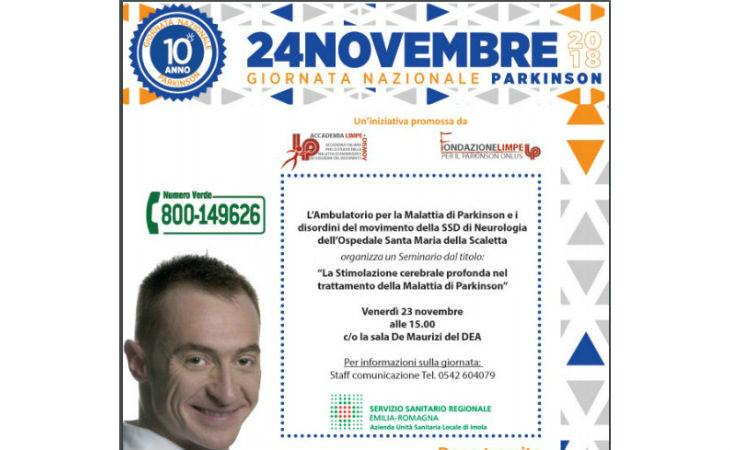 Oggi a Imola un convegno sulla stimolazione cerebrale profonda nel trattamento della Malattia di Parkinson