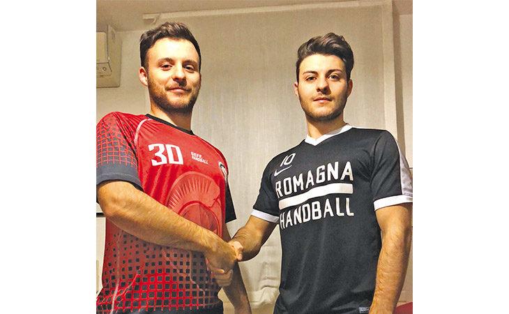 Pallamano A2, il Romagna sfida il 2 Agosto Bologna. La partita speciale dei fratelli Panetti