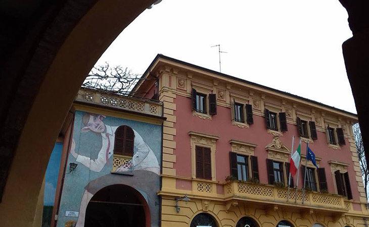 Dozza è tra i venti borghi più belli d'Italia. Stasera la finalissima su Rai 3