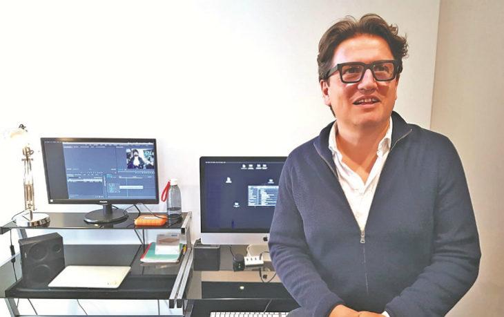 Alessandro Garramone si racconta, dagli inizi nelle redazioni locali all'attuale carriera di autore televisivo