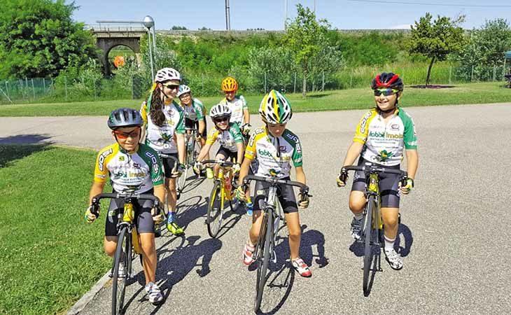 Ciclismo giovanile, la Santerno Fabbi è un fiume in piena. Ben 11 vittorie in questo 2018