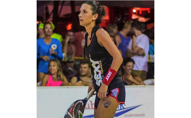 La giocatrice di beach tennis Sofia Cimatti è l'«atleta dell'anno» per i Veterani di Imola