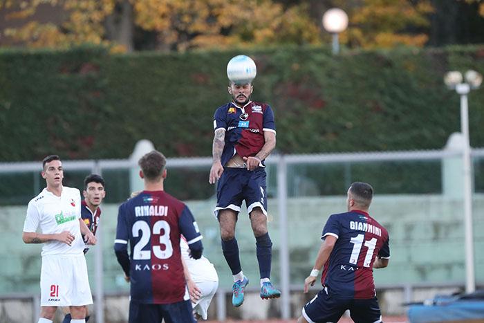 Serie C, con la Triestina l'Imolese senza Belcastro e Carraro, gioca Bensaja