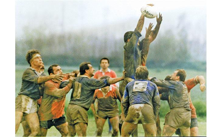 L'Imola Rugby compie 40 anni e si regala una grande festa piena di celebrità