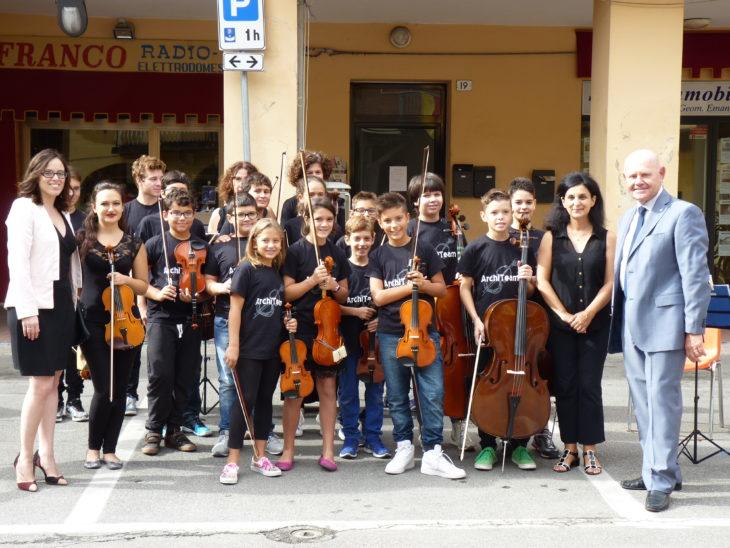 A Medicina continua a suonare… Un'Orchestra a Scuola