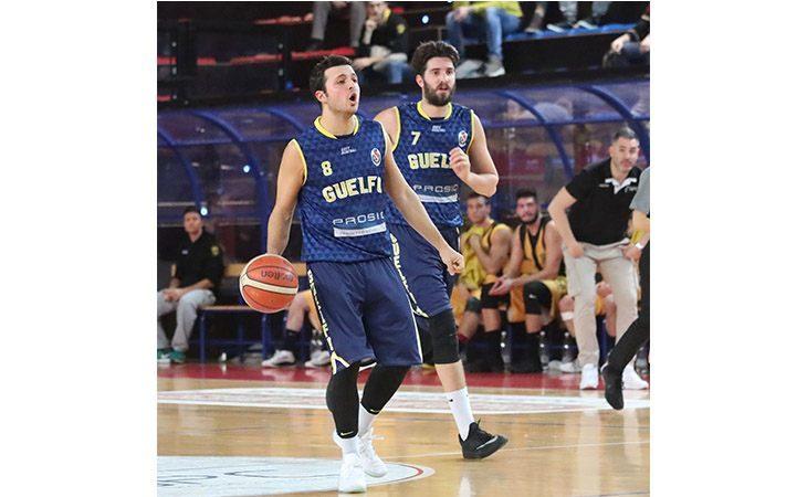 Basket C Gold, il derby sorride a Castel Guelfo. La Vsv Imola si arrende all'overtime