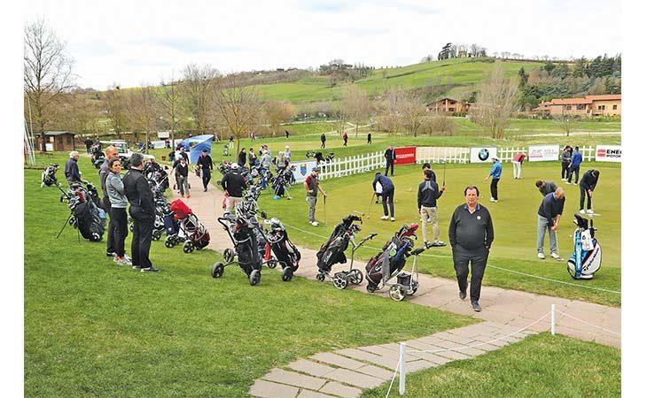 Sarà un 2019 pieno di grandi novità per il Golf Club Le Fonti di Castello. Intervista al presidente Ivano Serrantoni