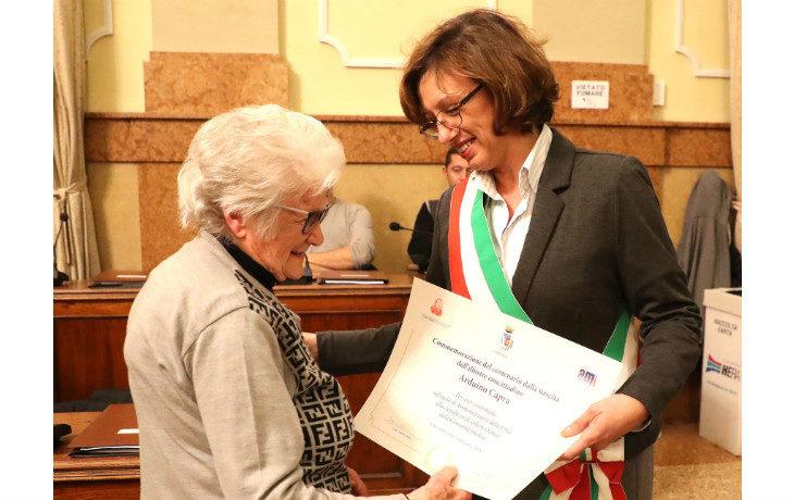 Cent'anni fa nasceva Arduino Capra, già vicesindaco di Imola. Il ricordo ieri in consiglio comunale