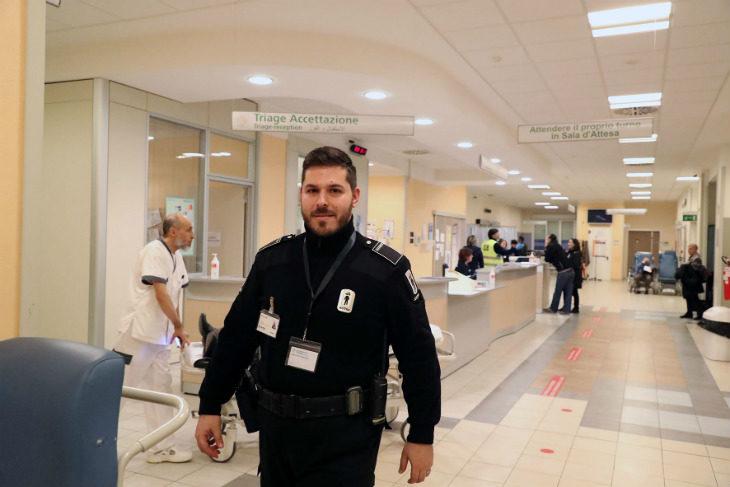 Guardie giurate al pronto soccorso di Imola per aumentare la sicurezza, il plauso dei sindacati