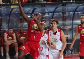 Basket A2, il miglior Bowers trascina Le Naturelle alla vittoria su Bakery Piacenza