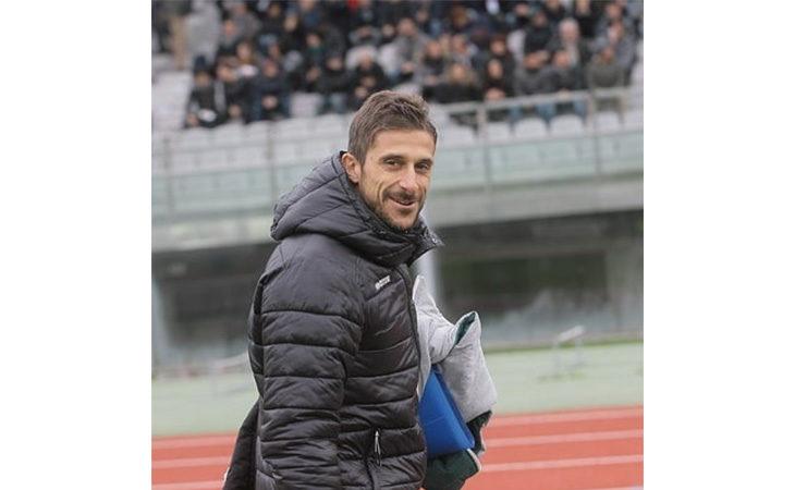 Calcio serie C, il tecnico Alessio Dionisi nel post partita di Imolese-Fermana. IL VIDEO
