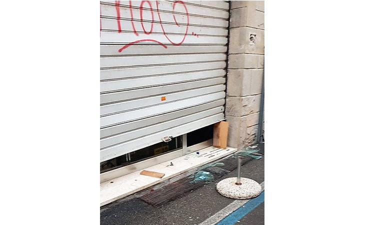 Ladri al negozio Droneland, il titolare Achille Lordi: «Non ce la faccio più, sono anni che lavoro solo per pagare i danni dei furti»