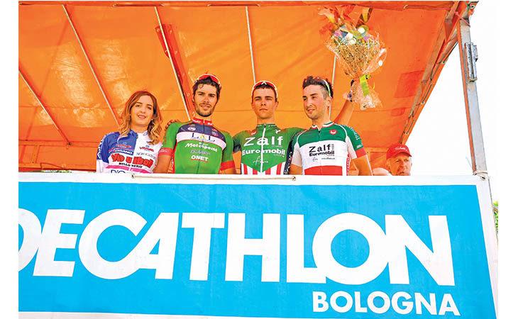 La società di ciclismo Dalfiume sfida il tempo e conferma le gare anche per il 2019