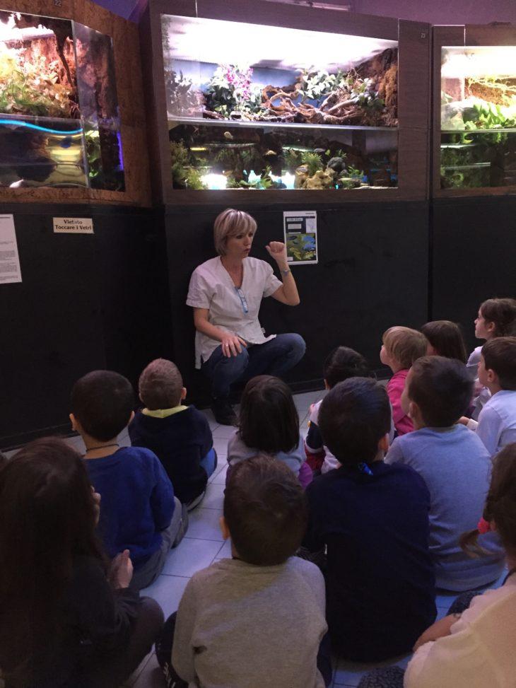 Oltre 40 classi e 1300 studenti allo Zoo Acquario di Imola