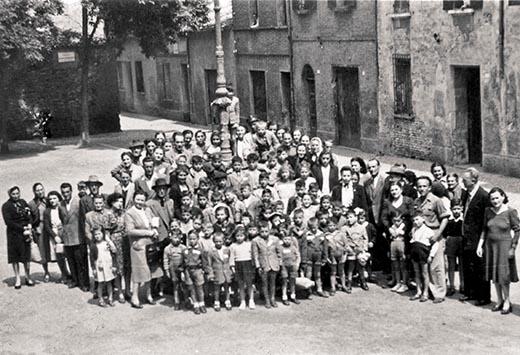 Bambini di Napoli ospiti a Imola