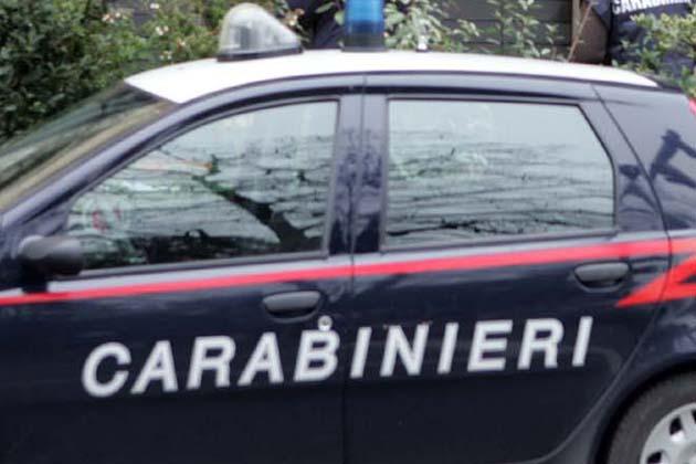 Tiene 17 cani sporchi e al chiuso e si barrica in casa quando arrivano i carabinieri
