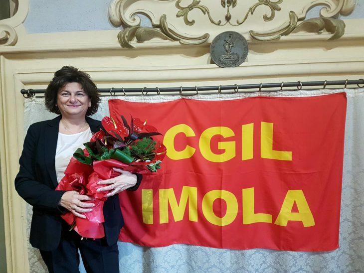 Mirella Collina è la nuova segretaria generale della Camera del lavoro di Imola