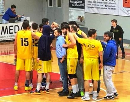 Basket C Gold, terza sconfitta consecutiva per Castel Guelfo