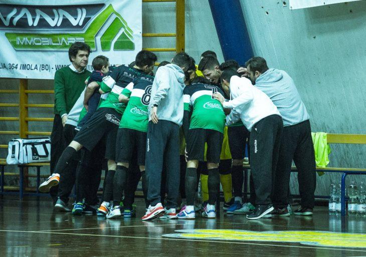 Futsal serie A, Imola-Castello cala il tris e si beve…Milano
