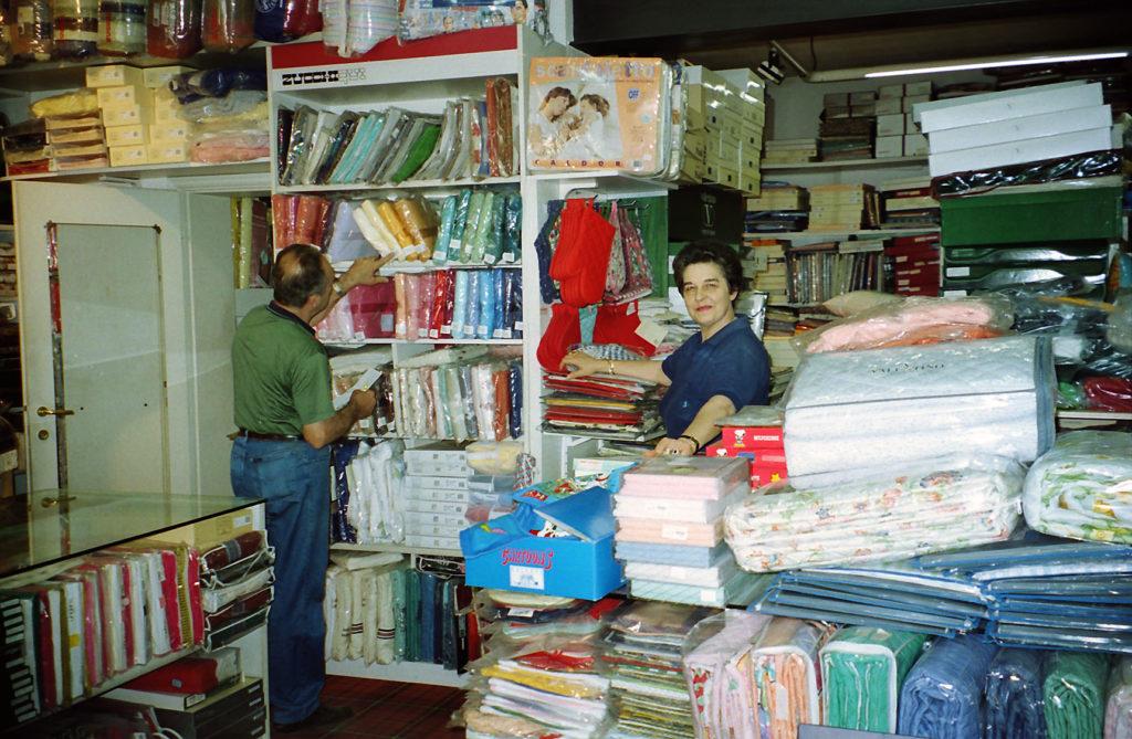 5478111fc7 Dopo 35 anni il negozio di biancheria per la casa Landi cambia gestione