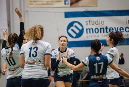 Volley, vittoria della Clai Imola contro Spezia Autorev