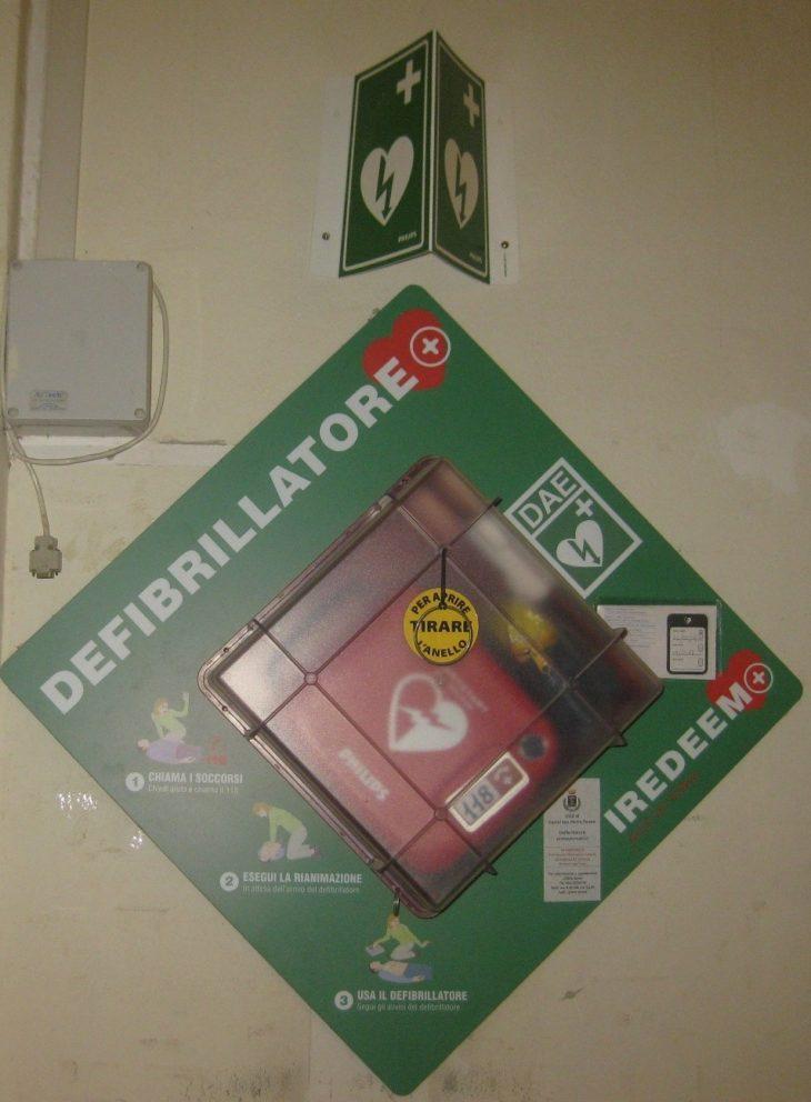 Castel San Pietro è un comune cardioprotetto grazie a 22 defibrillatori