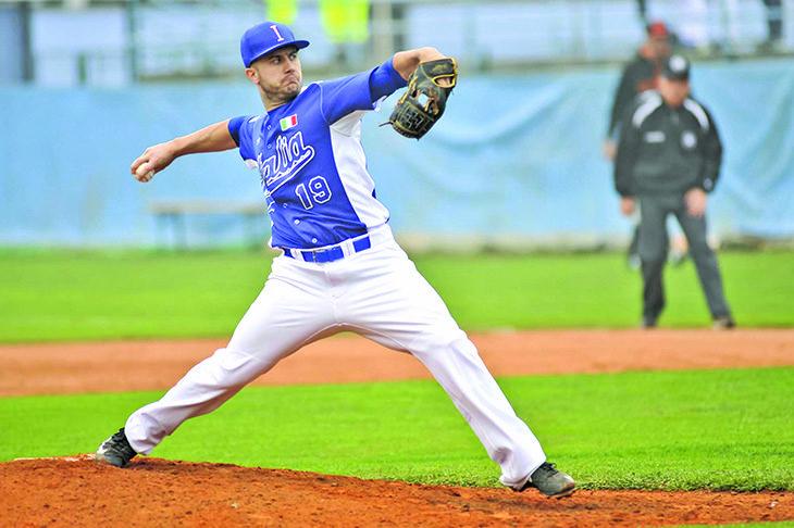 Baseball, il 27enne imolese Alex Bassani giocherà la Coppa Campioni