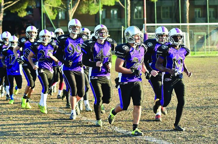 Tra football americano e sociale, i Ravens hanno nelle giovanili sette giovani rifugiati africani