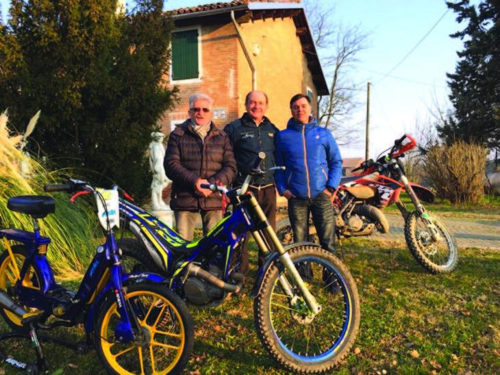 Quando l'unione fa la forza: tre motoclub di Imola si fondono nel nuovo Racing Imolese #96