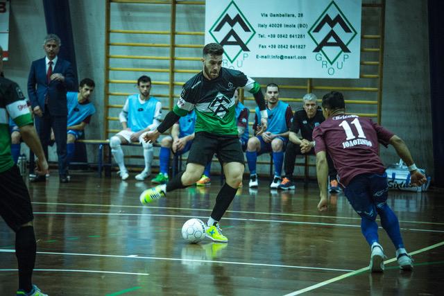 Futsal serie A, Imola-Castello spreca troppo e Rieti espugna la Cavina