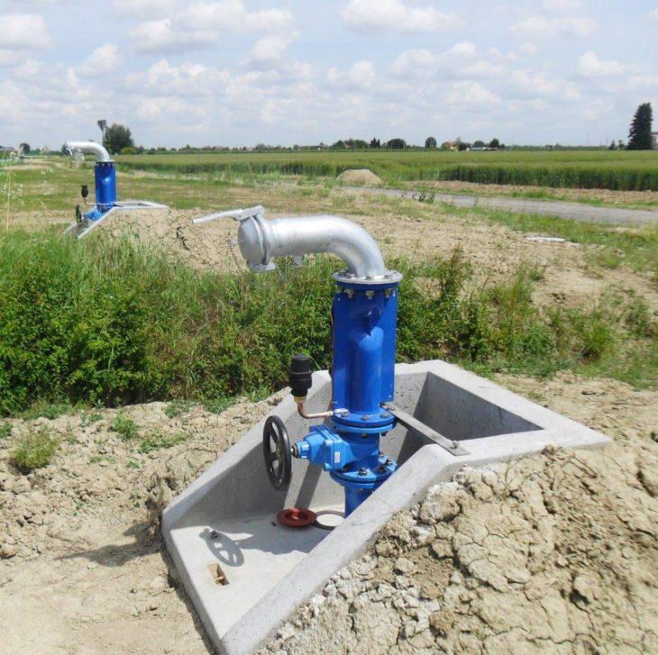 Siccità, dopo la dura estate 2017 il Consorzio di bonifica della Romagna occidentale punta a potenziare la rete idrica imolese