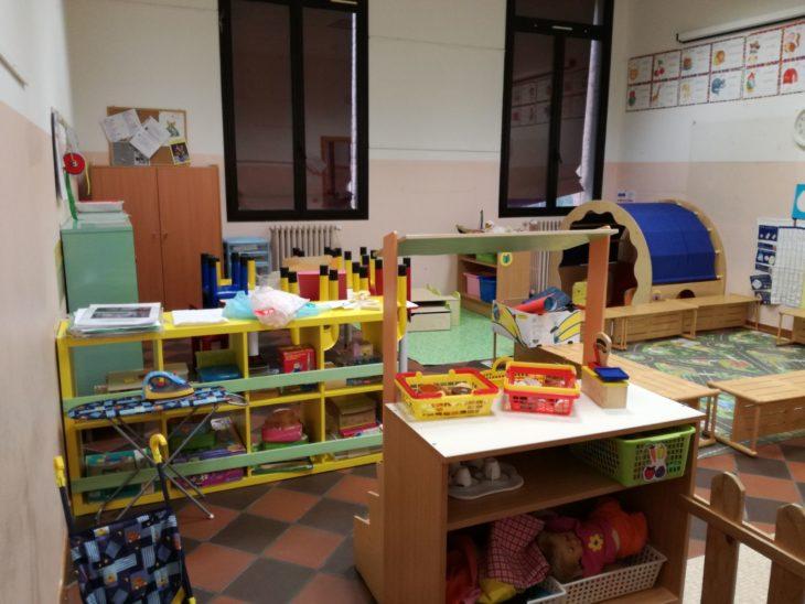 Sede temporanea per la scuola materna Toschi-Cerchiari di Dozza, soddisfatti i genitori
