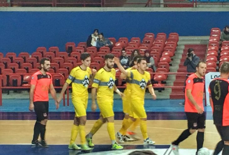 Futsal Coppa, Imola-Castello batte Pistoia e passa al quarto turno