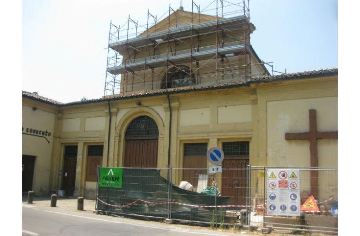 Fondazione Carisbo in aiuto del Convento dei Frati Cappuccini e del Santuario di Poggio