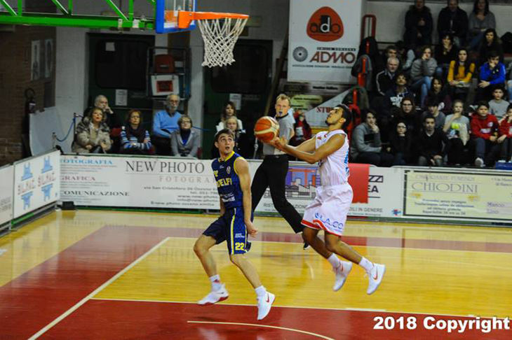 """Basket C Gold, i Flying Ozzano """"passeggiano' su Fidenza e pensano già al derby contro la Vsv Imola"""