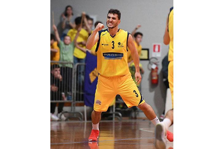 Basket C Gold, seconda vittoria di fila per Castel Guelfo e salvezza più vicina