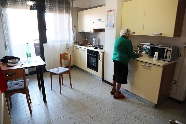 La coabitazione è il futuro, a Imola dal 2002 esiste il «Condominio solidale» di via Bucci
