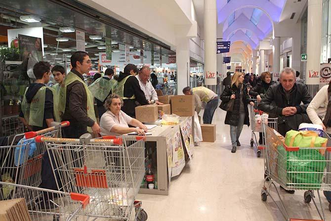 Lotta allo spreco alimentare, a Imola il Banco alimentare recupera 18 milioni di pasti. L'impegno di Coop Alleanza 3.0