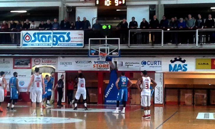 Basket A2: Andrea Costa vincente su Orzinuovi con qualche affanno