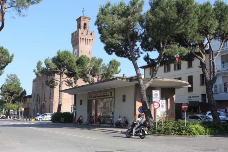 A Castello il 2018 è l'anno dei lavori nel centro storico: rotonda, parcheggi e la speranza di una nuova vita per l'ex autostazione