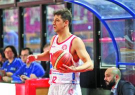 Basket A2, stasera il derby Fortitudo Bologna-Andrea Costa. Il commento del capitano Patricio Prato