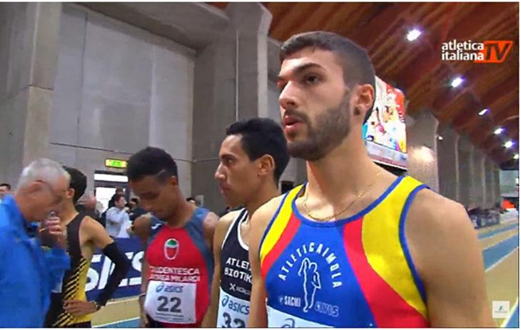 Atletica indoor, imolesi in chiaroscuro ai Campionati italiani Assoluti