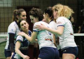 Volley B2 femminile, la Csi Clai Imola domina Vignola e si avvicina ai play-off