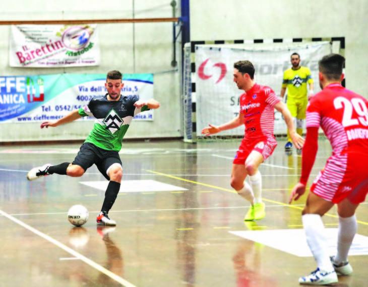 Intervista a Juan Rodriguez, primo colpo del mercato invernale dell'Ic Futsal