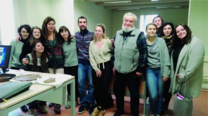 L'università a 80 anni (quasi) si può: l'esperienza di Riccardo Martignoni, studente di Erboristeria a Imola