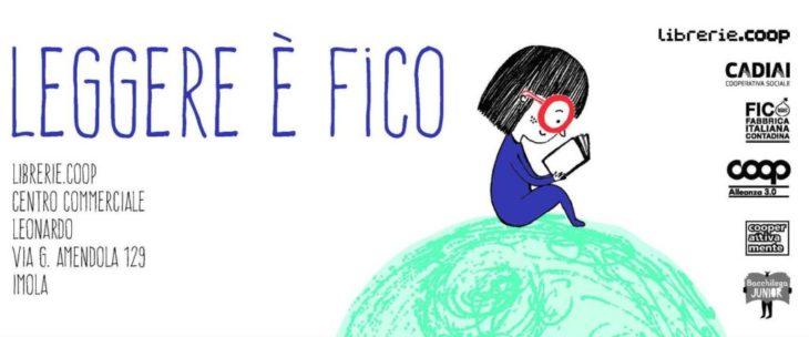 CooperAttivaMente, ultimo sabato coi laboratori gratuiti per bambini ''Leggere è Fico''