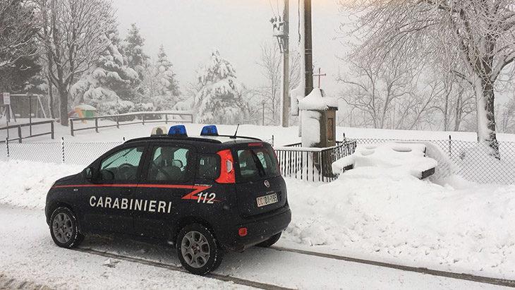 Maltempo e neve, scuole chiuse domani in vallata del Santerno
