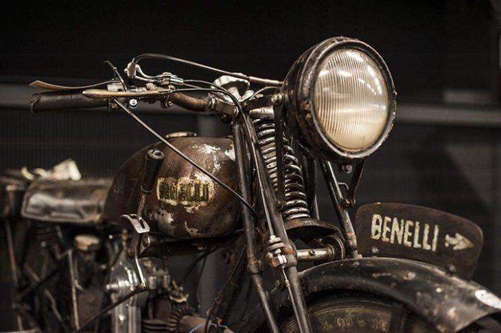 Rustore: il salone delle moto da restaurare