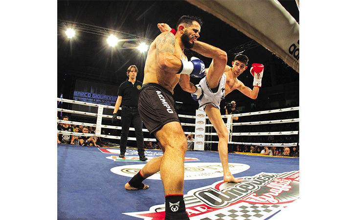 «Fighting day», ritorna la serata di combattimento al Ruggi